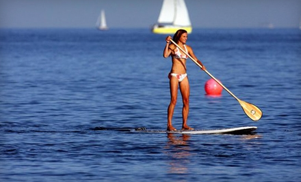 2-Hour Paddleboard Rental & $150 Toward a Paddleboard Purchase (a $60 value) - Sunrise Paddleboards in Fort Lauderdale