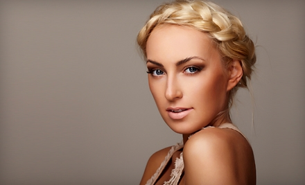 $70 Groupon for Hair Services - Indigo Salon in West Bloomfield