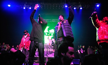 Wu-Tang Clan at Congress Theater on Sun., Jan. 8 at 7:30PM: General-Admission - Wu-Tang Clan in Chicago