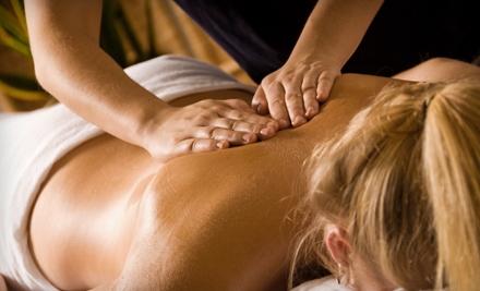One 1-Hour Massage (an $80 value) - Botti Chiropractic & Wellness in Oak Lawn
