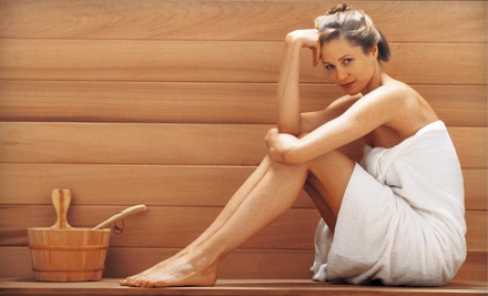 30-Minute Steam-Sauna Session for Two - East West Massage Therapy in Newton