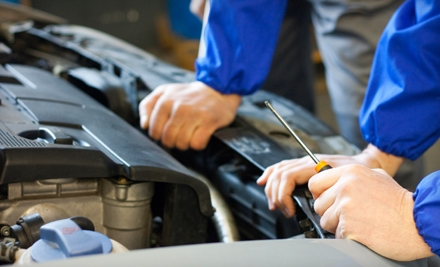 $40 Groupon for Automotive Services - Automotive Specialist in Round Rock