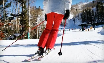 Junior Seasonal Ski-Rental Package (a $114 value) - Stein Eriksen Sport Down Mountain in Salt Lake City