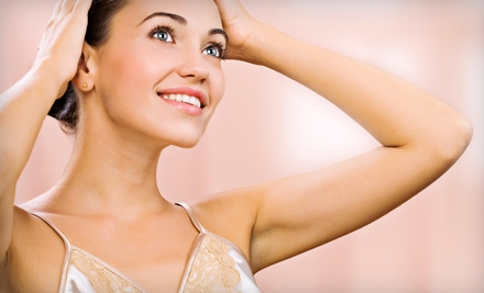 Six Sessions of Laser Hair Reduction for 1 Small Area (up to a $354 value) - Smooth Laser Hair Removal and Skincare in Phoenix