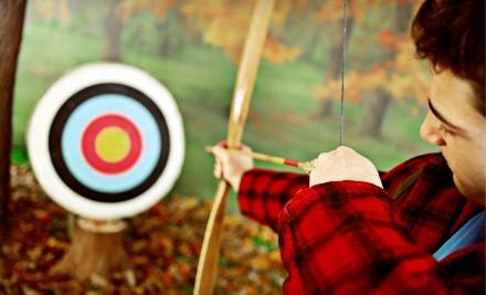 Barefoot Archery - Barefoot Archery in Charlotte
