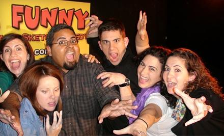 Just The Funny Theater - Just The Funny Theater in Miami