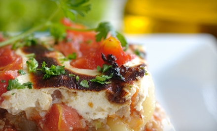 $20 Groupon for Lunch or Sunday Brunch - Vanilla Bean Bistro in Sacramento