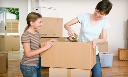 1-Hour of Moving Services (a $98 value) - Welcome Home Moving Solutions in