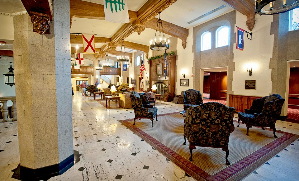 The Thayer Hotel Ny