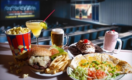 $20 Groupon to Cinema Grill - Cinema Grill in Aurora