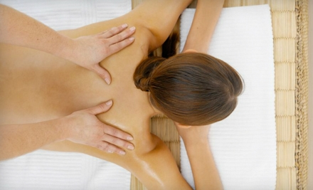 60-Minute Swedish or Deep-Tissue Massage (a $60 value) - Lather Spa & Salon in Fishers