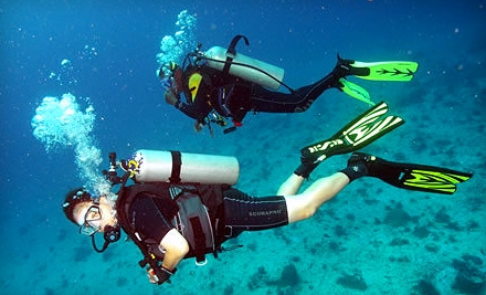 4-Day Open Water Diver Certification Course (a $299 value) - Blue Sea Adventures in Garland