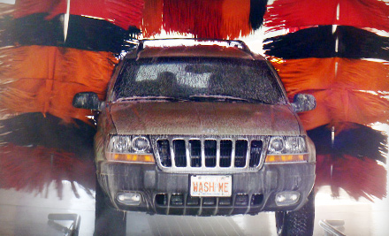 Draper Platinum Car Wash