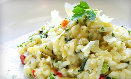 $50 Groupon to Incontro Restaurant and Lounge - Incontro Restaurant and Lounge in Franklin