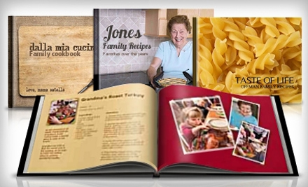 $50 Groupon Toward Cookbook Orders - Picaboo in