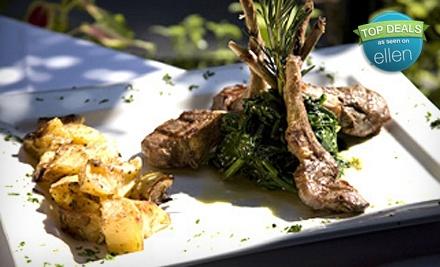$30 Groupon for Dinner at Villa Francesca - Villa Francesca in Boston