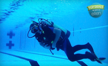 Introductory Scuba Class (a $75 value) - Chicago Scuba School & Dive Shop in Chicago