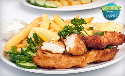 $30 Groupon to The Blue Comet Bar and Grill - The Blue Comet Bar and Grill in Glenside