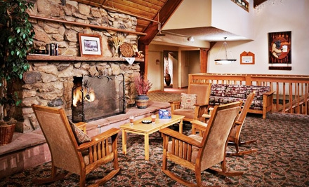 2-Night Stay in a Mountain View or Forest View Deluxe Room Valid Sun.-Thurs. - Winter Park Hotel in Winter Park
