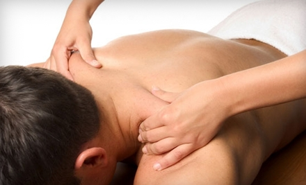 60-Minute Organic, Therapeutic Body, Face, and Scalp Massage (a $120 value) - Whole Health Medical Center in Alexandria