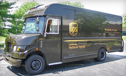 $55 Groupon to The UPS Store - The UPS Store in Fairfax