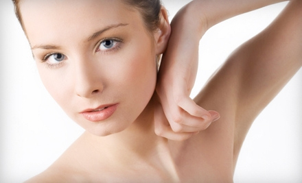 6 Laser Hair-Removal Treatments on a Small Area - All in One Laser in Watertown