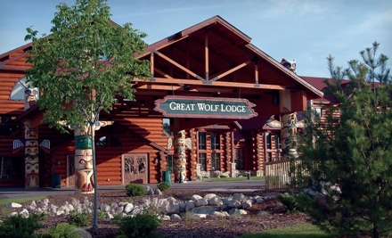 1-Night Stay for Six in a Majestic Bear or Loft Fireplace Suite Valid Sunday-Thursday - Great Wolf Lodge Traverse City  in Traverse City