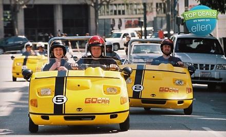 GoCar Tours - GoCar Tours in San Francisco