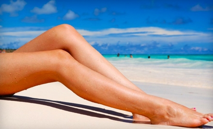1 Spider-Vein-Removal Session (a $290 value) - Cosmetic Laser Solutions in Boston