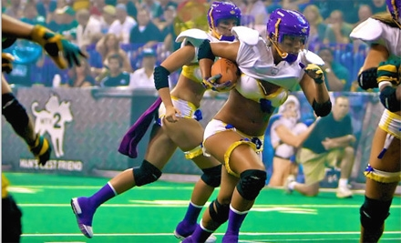 Minnesota Valkyrie vs. Chicago Bliss on Sat., Nov. 19 at 8PM: Lower Level Seating for 1 - Lingerie Football League in Minneapolis