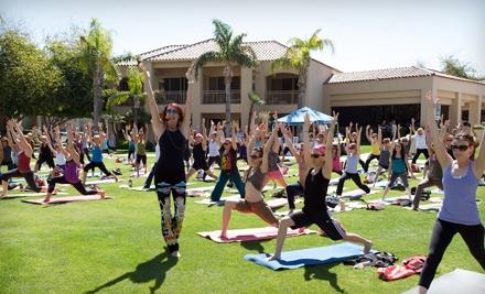 Five Yoga Classes - Metta Yoga in Phoenix