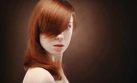 Senior-Level Haircut and Karite Conditioning Treatment (a $195 value) - Amoy Couture Hair in Manhattan