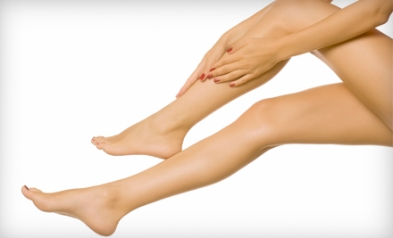 2 Spider-Vein-Removal Treatments (a $600 value) - Inject Beauty in Philadelphia