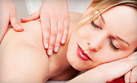 90-Minute Swedish, Deep-Tissue, or Hot-Stone Massage (up to $125 Value) - Aquassage in Frisco