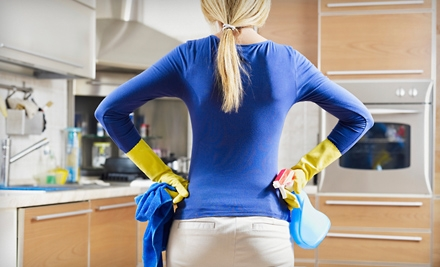 2 Man-Hours of  Eco-Friendly Home Cleaning (a $78 value) - MaidPro in