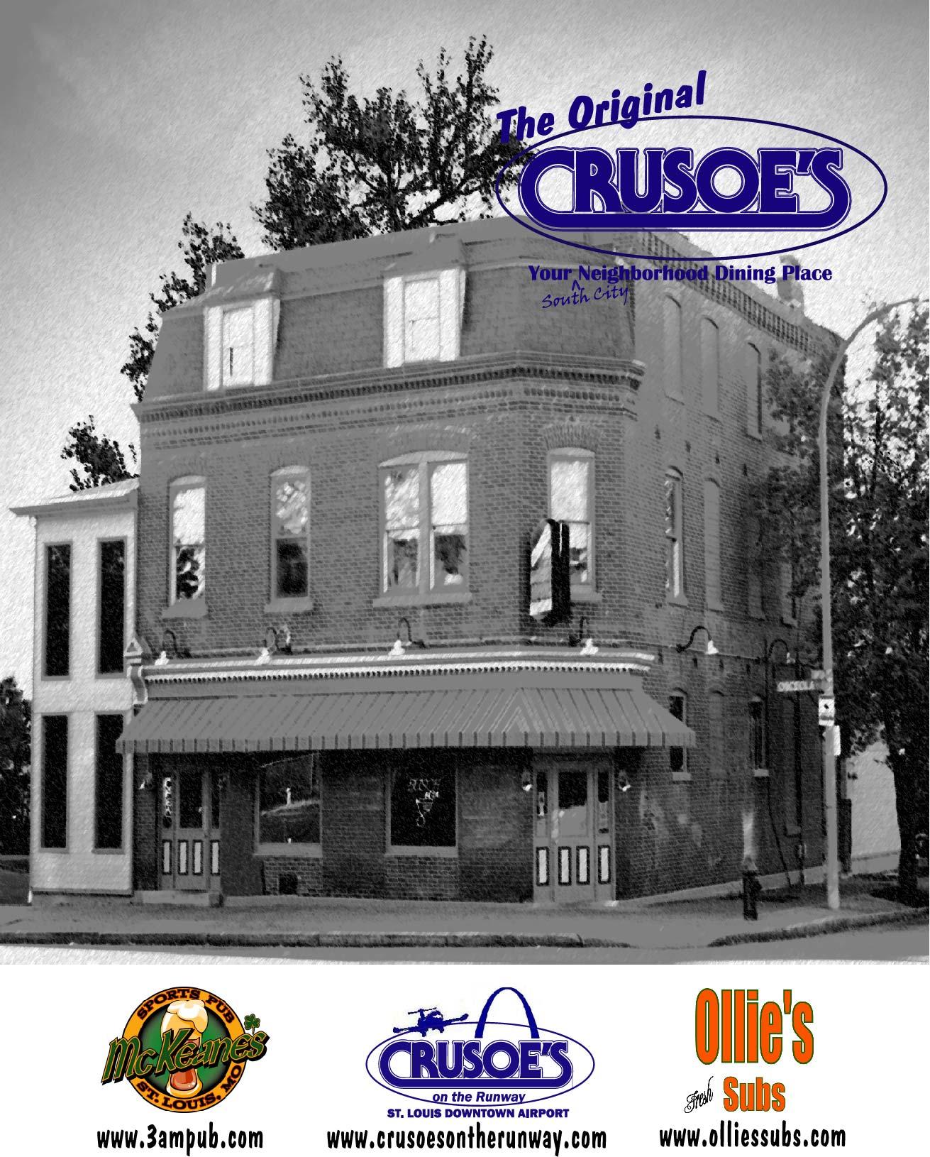 Crusoes original restaurant saint louis mo groupon for Plenty of fish st louis