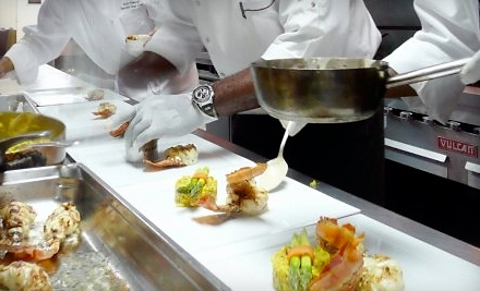 2.5-Hour Cooking Class for One with Chef Rayon Howard (an $85 value) - Aura Catering Services in Oakland Park