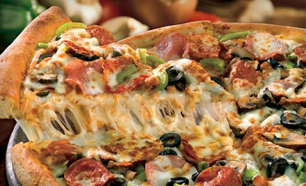 3535 Elverta Rd. in Antelope: 2 Large Specialty Pizzas or 2 Large Pizzas with Up to 5 Toppings Each - Papa John's Pizza in