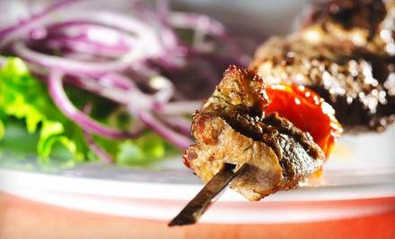$40 Groupon to Shiraz Grill - Shiraz Grill in Orlando