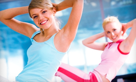 5 Group Fitness Classes (a $75 value) - Top Shape Fitness in Columbia