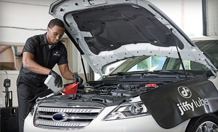 Auto-Service Package (a $61.98 total value) - Jiffy Lube in Olathe