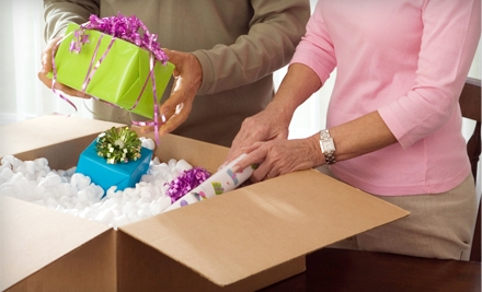 $20 Groupon for Packing and Shipping Services - The UPS Store in Lenexa