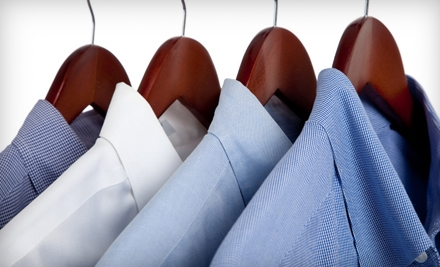 $30 Worth of Dry Cleaning Services - The Greener One-Price-Cleaner in Morton Grove