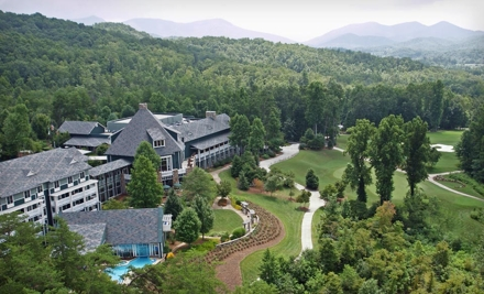 1-Night Stay for Up to Four in a Lodge or Cottage Guest Room, Valid Sun.Thurs. - Brasstown Valley Resort & Spa in Young Harris