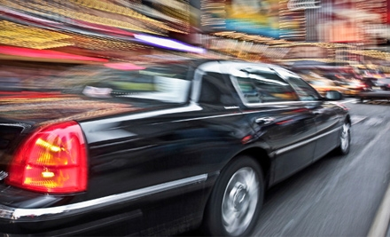 1-Way Transportation to or from SFO for Up to Four, Valid Only from Peninsula - Pick me Up Limousine in