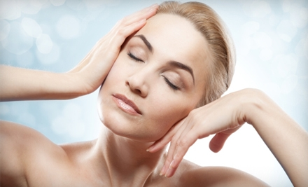 Adara Facial and Spa Manicure (an $85 value) - Adara Spa in Boston