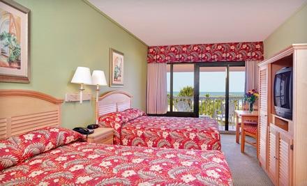 One-Night Weekday Stay in Standard Room (a $89 value) - Springmaid Beach Resort in Myrtle Beach