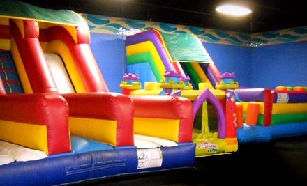 1 'Play Package' for 1 Child (a $9.99 value) - Fun Town Factory in Independence