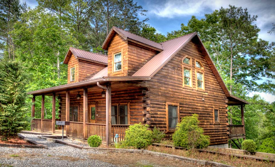 watershed cabins bryson city nc groupon