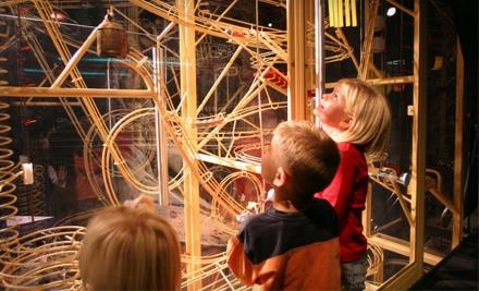 Clark Planetarium - Clark Planetarium in Salt Lake City